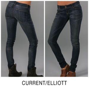 Current/Elliott The Legging Super Stretch Jeans 👖